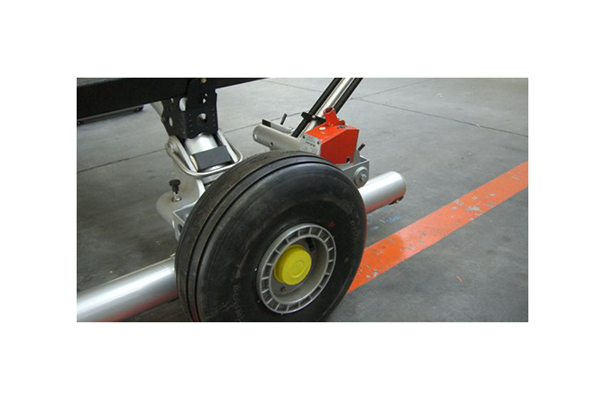 Lico ground handling wheel